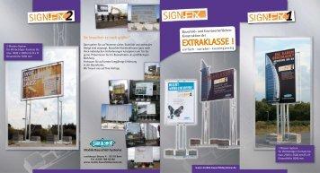 SignFix-Flyer herunterladen - Sign & Shop