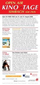 SE/B/Flyer Simbach - Simbach am Inn - Seite 2