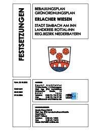 Text - Simbach am Inn