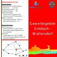 Flyer Waltersdorf_250712 - Simbach am Inn