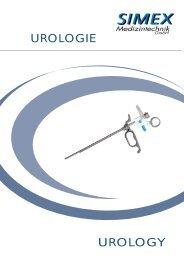 UROLOGY UROLOGIE - SIMEX Medizintechnik GmbH