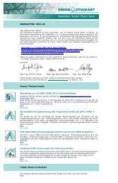 Kundenbrief 2011/02 (PDF) - bei Simon & Stuckart
