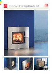 Irony Fireplace 2