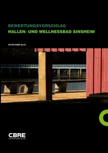 Anlage 1 Bewertungsvorschlag - Stadt Sinsheim