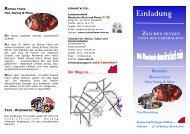 Einladung - Landesverband Sinti und Roma NRW Soziale Beratung