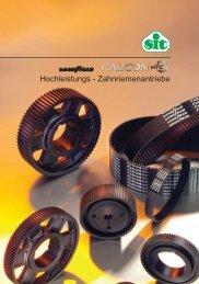 sit falcon htc - SIT Antriebselemente GmbH