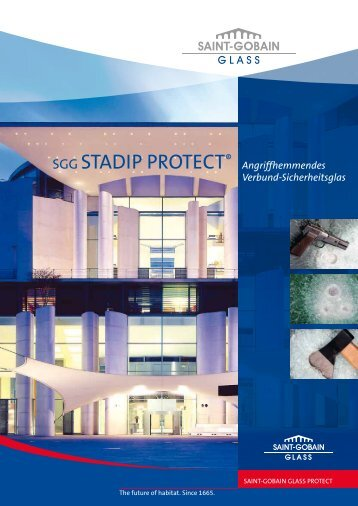 SGG STADIP PROTECT® (0.7 x Mo) - Saint-Gobain Glass