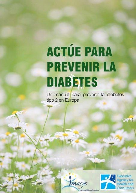 hoja de dieta para diabetes tipo 2 nhs profesionales