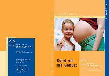 Die ambulante Geburt - Krankenhaus St. Joseph-Stift Bremen