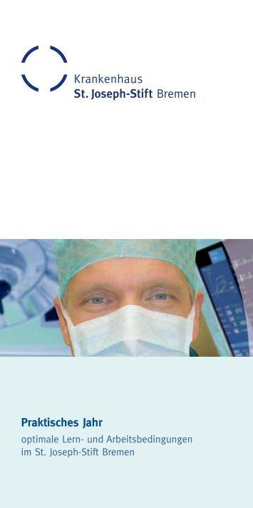 Praktisches Jahr - Krankenhaus St. Joseph-Stift Bremen