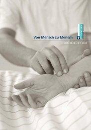 Der Jahresbericht - Krankenhaus St. Joseph-Stift Bremen