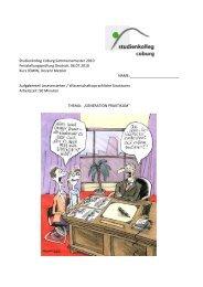 Generation Praktikum – Mythos oder Wahrheit - Sk-coburg.de