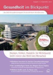 Download als PDF - SHG - Saarland-Heilstätten GmbH