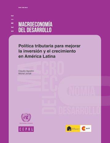 macroeconomía del desarrollo