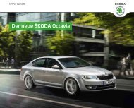 Octavia Limousine Katalog[PDF] - Skoda