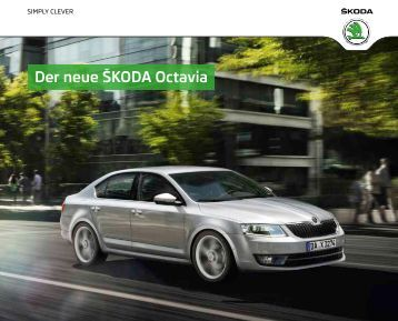 koda octavia zubeh r katalog skoda. Black Bedroom Furniture Sets. Home Design Ideas