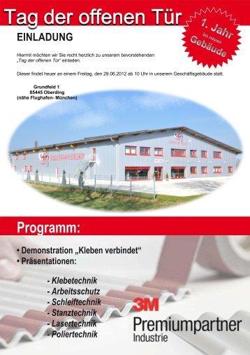 Bei uns live zu sehen - SKS GmbH
