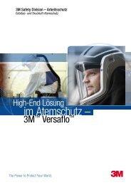 Gebläse- und Druckluft-Atemschutz Info - SKS GmbH