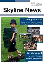 1. Charity Golf Cup - Skyline Assekuranzmakler GmbH