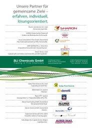 Unsere Partner, DE - SLI Chemicals GmbH