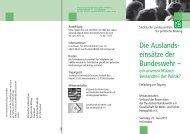Die Auslands - Sächsische Landeszentrale für politische Bildung
