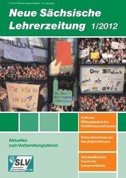 Neue Sächsische Lehrerzeitung Neue Sächsische Lehrerzeitung