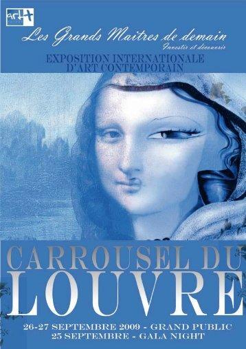 Fotos von der Kunstmesse in Carrousel du Louvre - SMART Die ...
