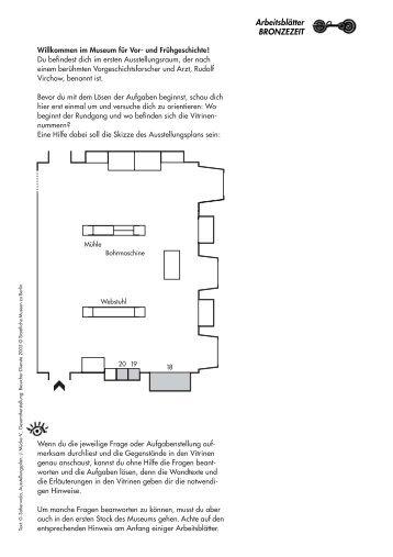 Arbeitsblätter JUNGSTEINZEIT - Staatliche Museen zu Berlin