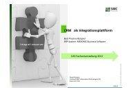 CRM als Integrationsplattform.pdf - SMC IT AG