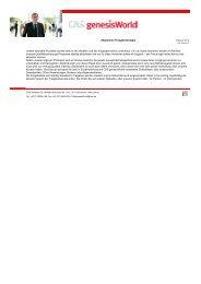 Allgemeine Freigabestrategie Unsere Standard ... - SMC IT AG