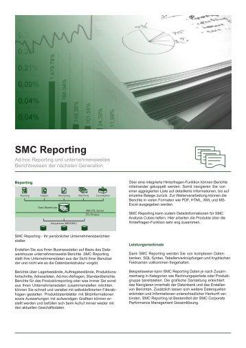 SMC Reporting - SMC IT AG