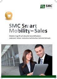Mobiler Zugriff auf aktuelle Geschäftsdaten. Jederzeit ... - SMC IT AG