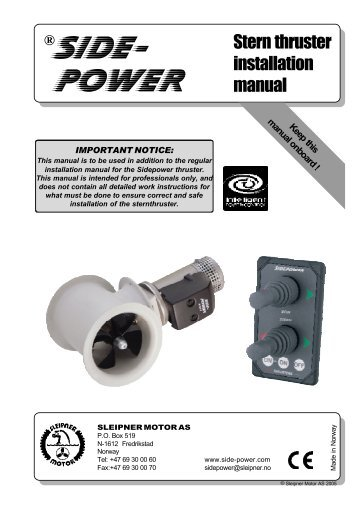 stern thruster installation manual side power bugstrahlruder?quality\\\\\\\\\\\\\\\\\\\\\\\\\\\\\\\=85 winsmith 6mctd2 wiring diagram,mctd \u2022 woorishop co  at love-stories.co