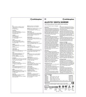 Pages from AGB Sacrum EN, FR and ES leaflet 1 - Smith & Nephew
