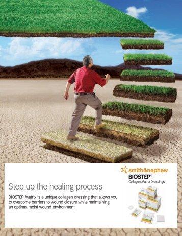 BIOSTEP Sales Brochure (296KB PDF) - Smith & Nephew
