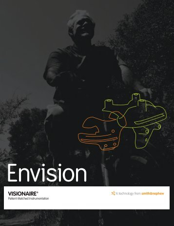 VISIONAIRE Product Brochure - Smith & Nephew