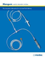 Mangum MICRO DELIVERY SYSTEM The ... - Smiths Medical