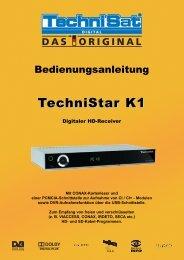 TechniStar K1 - DTK Deutsche Telekabel