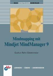 MindMapping mit Mindjet MindManager 9 - Mitp