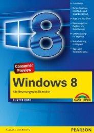 Windows 8 - Markt und Technik