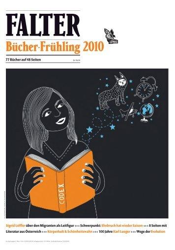 Bücher-Frühling 2010 - Falter