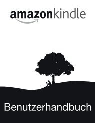 Kindle User Guide German - Amazon Web Services