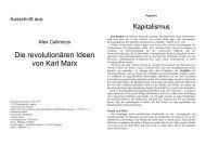 Die revolutionären Ideen von Karl Marx ... - linke-buecher.de