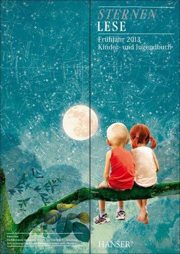 Kinder- und Jugendbuch - Hanser Literaturverlage