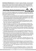 Bedienungsanleitung - Musikhaus Thomann - Seite 2