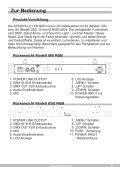 Bedienungsanleitung - Musikhaus Thomann - Seite 5