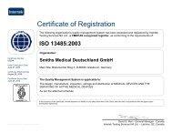 9539-3 Smith Medical Deutschland - Smiths Medical