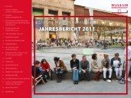 JAHRESBERICHT 2011 - Museum Kunstpalast