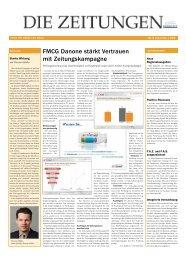 FMCG Danone stärkt Vertrauen mit ... - Die-Zeitungen.de