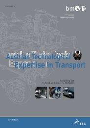 Schriftenreihe .;technologiekompetenz Verkehr in